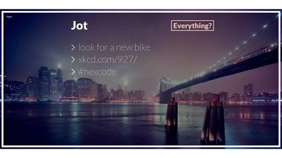Google Chromeの新しいタブにToDoリストを埋め込める拡張機能「Jot」