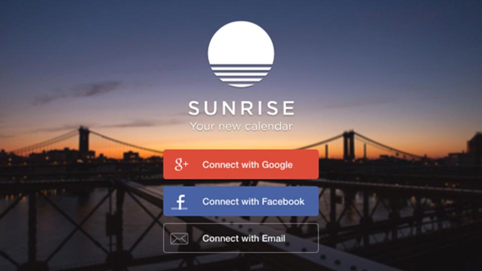全ての予定がつながる!アカウント横断型カレンダーツール『Sunrise』が最強すぎた