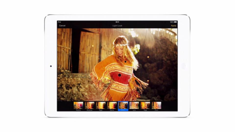 今注目のパワフルな画像編集アプリiPad版『Pixelmator』