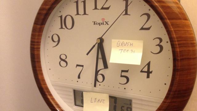 子どもの時間管理能力を育てるには「デジタル時計」より「アナログ時計」がいい