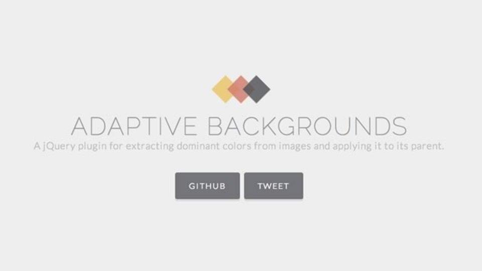 画像に合った背景色を自動的に設定してくれるプラグイン「ADAPTIVE BACKGROUNDS」