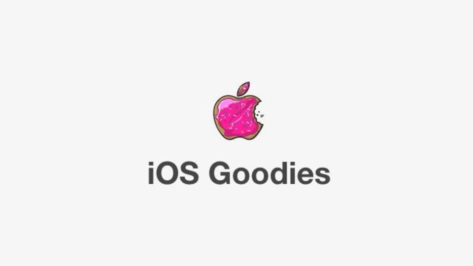 開発者必見! iOS関連の情報を毎週配信してくれるサイト「iOS Goodies」