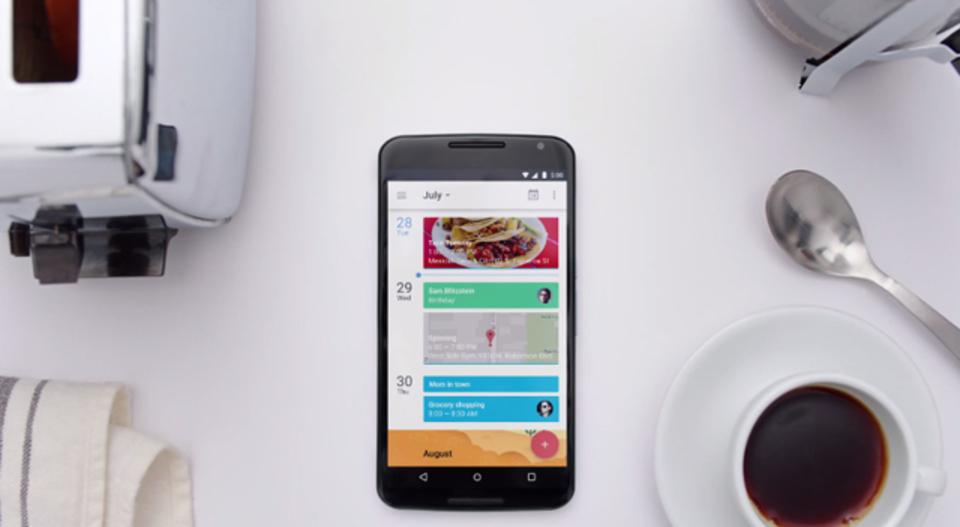 Googleカレンダーの新バージョンは、Gmailから自動的にスケジュールの追加と更新に対応
