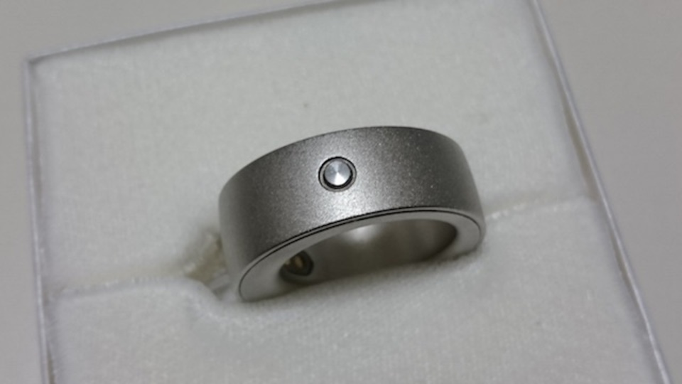 革命への第一歩? 指輪型デバイス『Ring』ファーストインプレッション