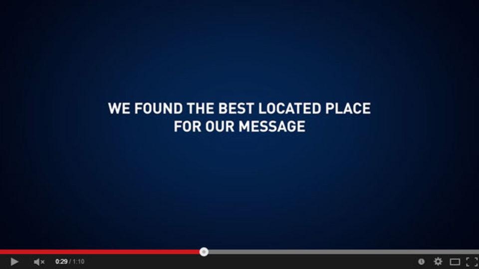 イタいところを突いてきた...ペルーの英会話教室がYouTubeに出した痛快なバナー広告