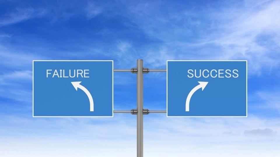 8人の有名人の失敗に学ぶ、成功するための教訓