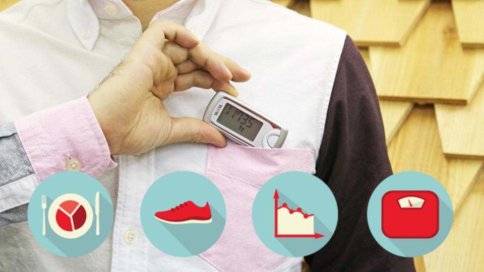 「がんばる」ダイエットが続かない人へ。毎日の行動を自然にアクティブに変える方法