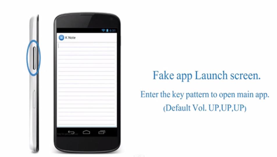 音量ボタンでアプリをロックできるAndroidアプリ『Oops! AppLock』