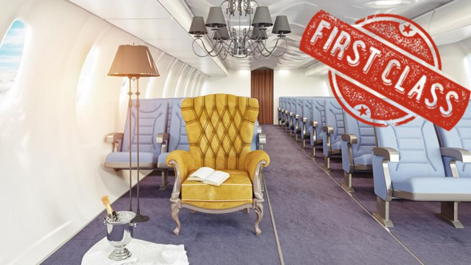 年末年始の旅行での長距離フライトを「首から上だけファーストクラス」にする方法