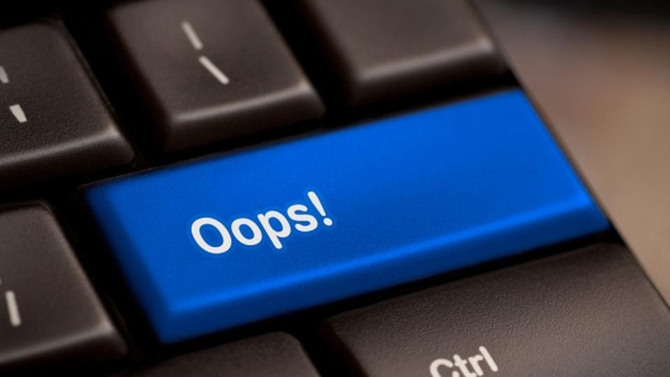 仕事のミスから学んでいますか?スキルと評価を上げる「失敗の作法」