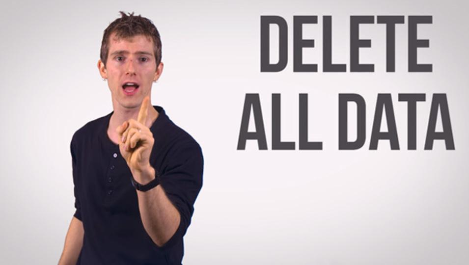 PCでファイルを消去しても実際には消えていない理由