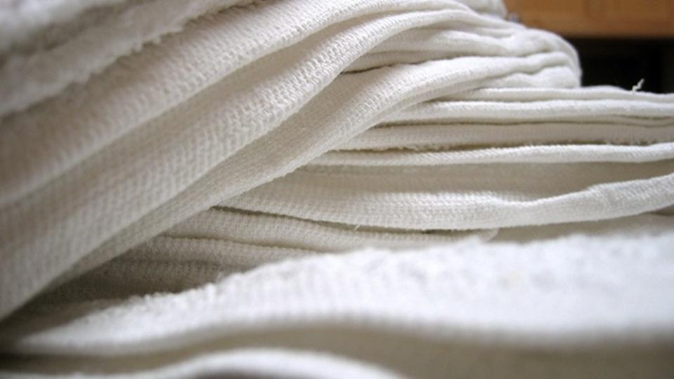 タオルの洗濯は3~5回使ったら1回のペースがベスト