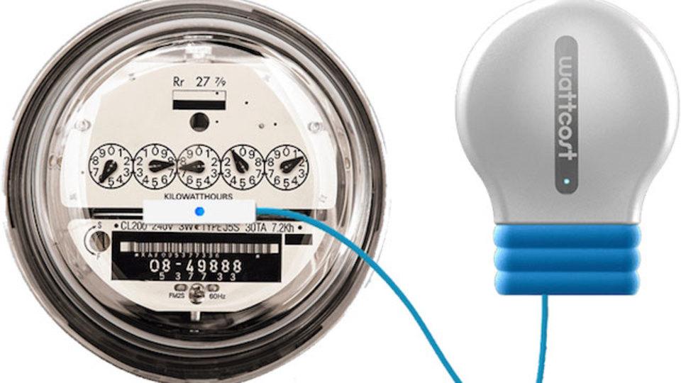 節電に役立つ。電気メーターに取り付けるだけで家電の使用状況がわかるガジェット