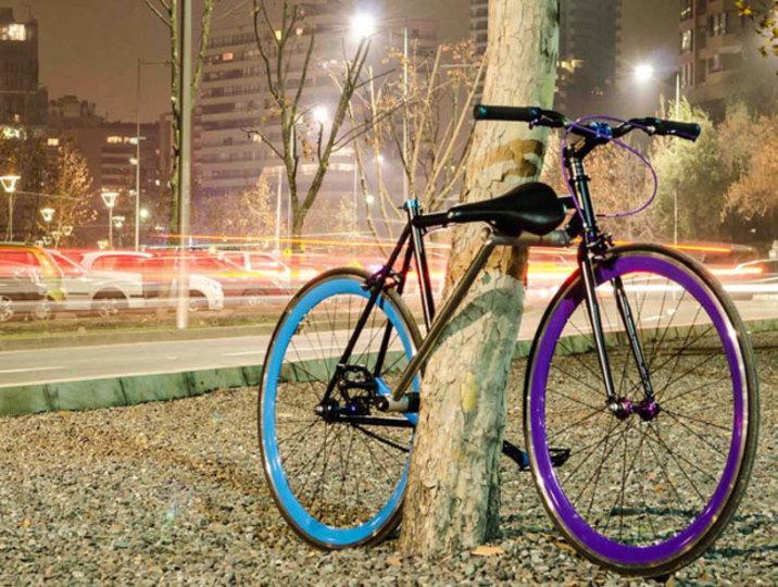 自称「世界初の盗めない自転車」が発明される