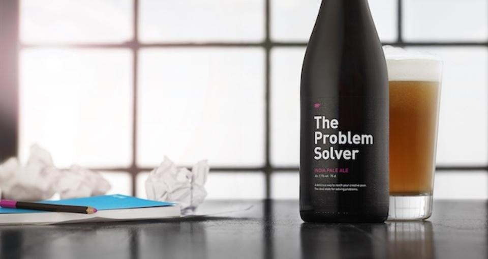 クリエイティブな会議を開くためのビール