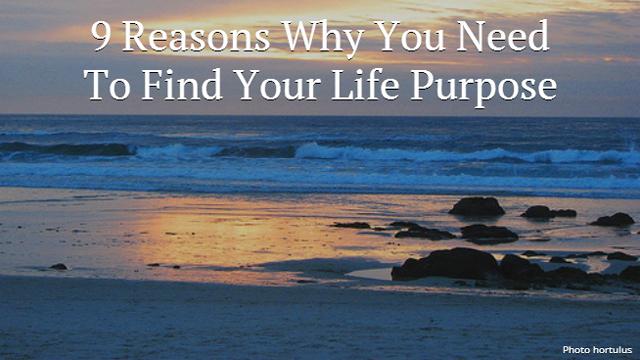 人生の目的を見出した方がよい9つの理由