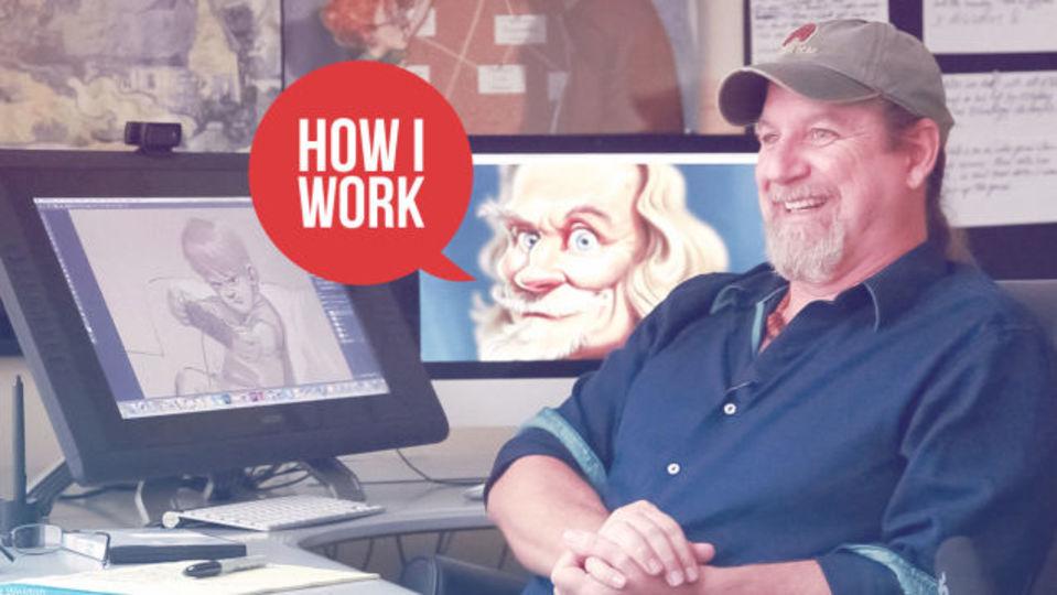 お金は後からついてくる:ディズニーの凄腕アニメーター、アーロン・ブレイズの仕事術