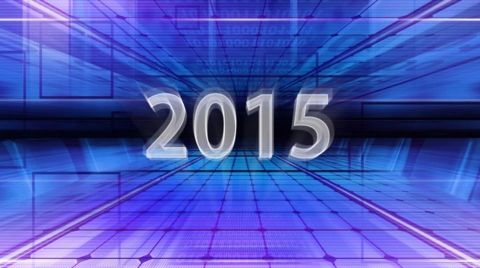 2015年に注目を集める6つのテクノロジー