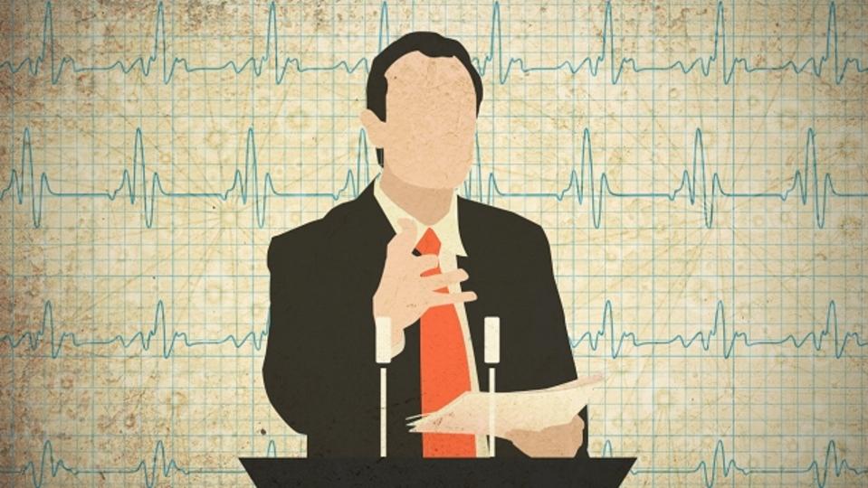 人前で話すときの緊張を軽減する5つのコツ