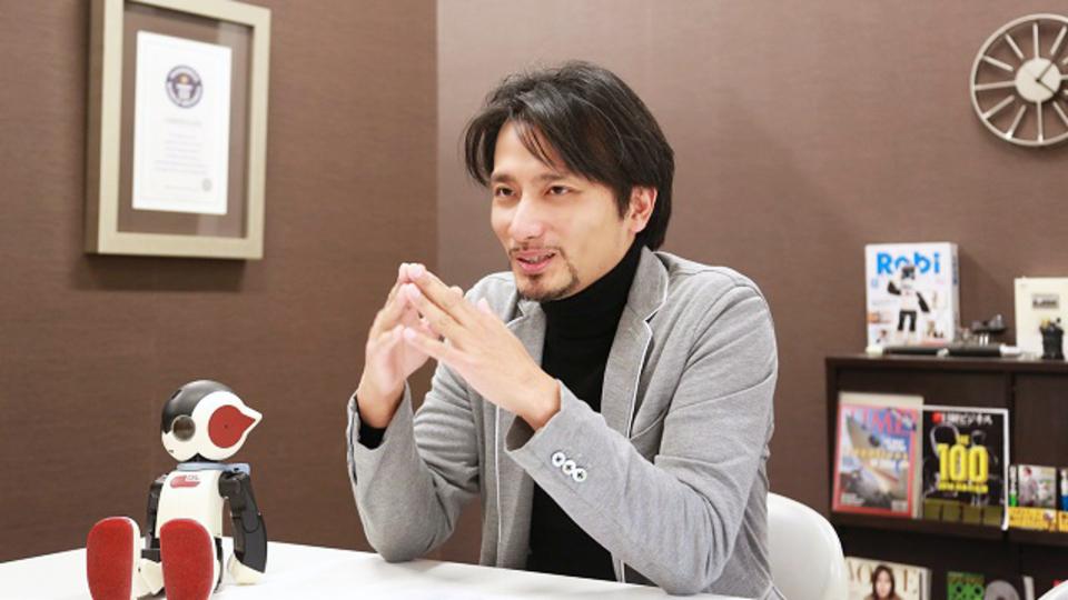 スマホの次に来るデバイス? ロボットクリエイターの高橋智隆さんが予見するロボットと暮らす近未来生活へのシナリオ