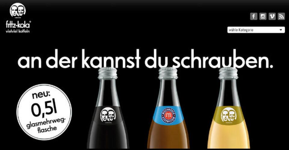 ドイツで人気なカフェイン3倍の大人向けコーラ(ヴィーガン対応!)