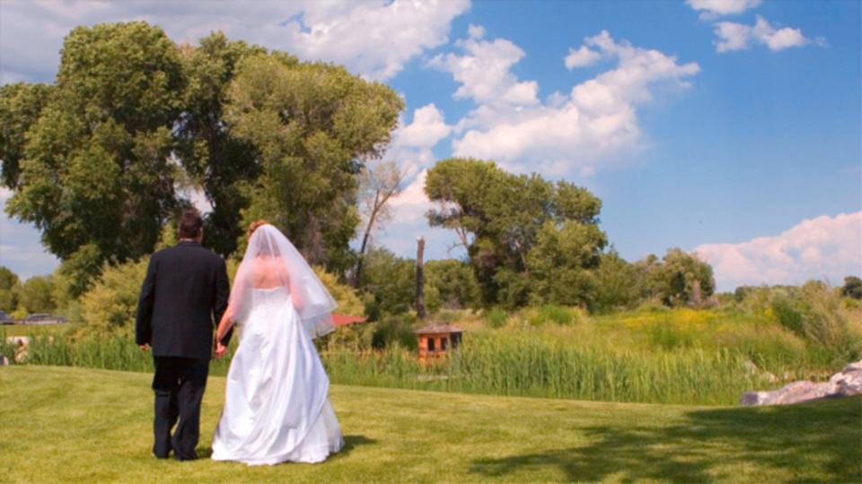 「快晴の結婚式」を約束するプラン、その値段は...
