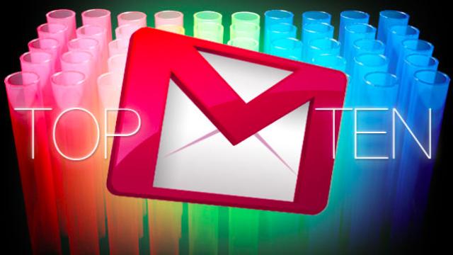 意外と知られていないGmail Labsのイチオシ機能トップ10