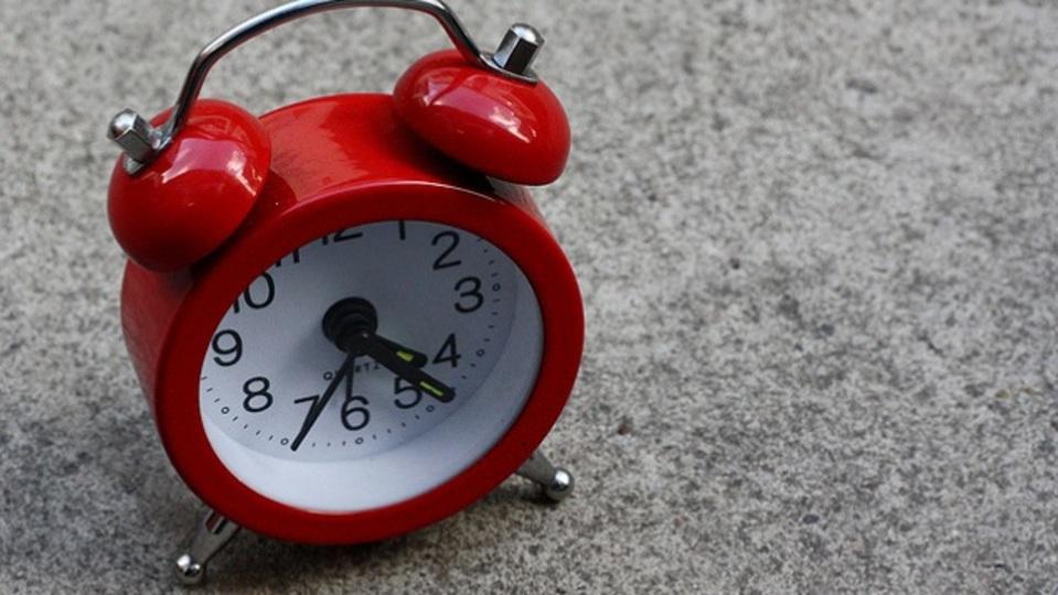 時間はたっぷりあるのに、間に合わないと感じてしまう理由