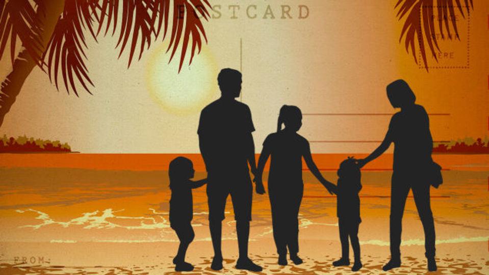 ストレスいっぱいの家族旅行を大人として乗り切る方法