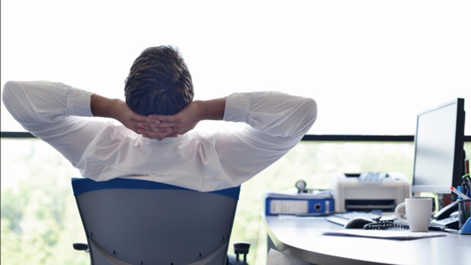 ストレスに押しつぶされないために自分用の安全地帯を確保する
