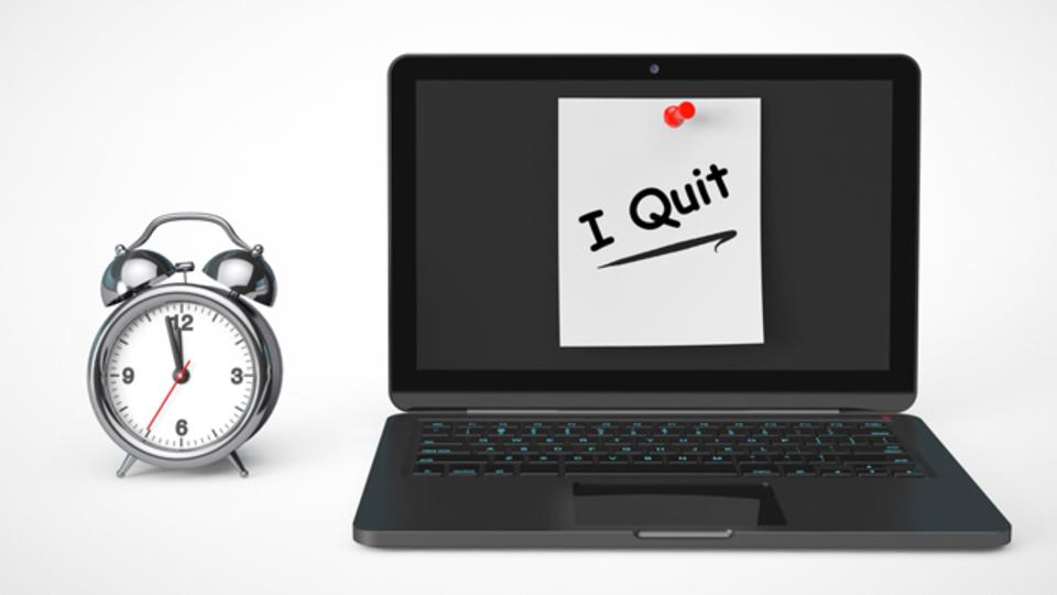 あなたが今いる会社をすぐに退職すべき10の理由