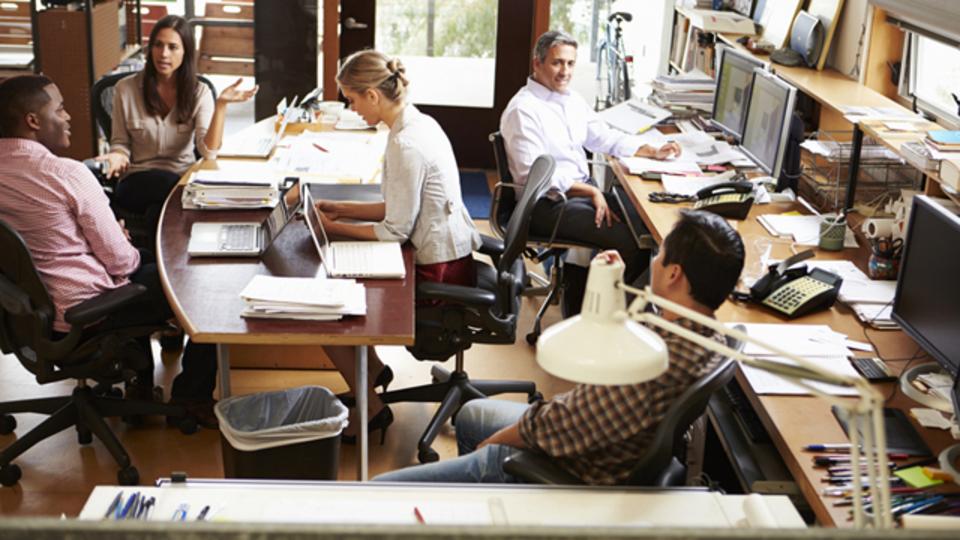 すでに変わりつつある新しいオフィス形態4つの傾向