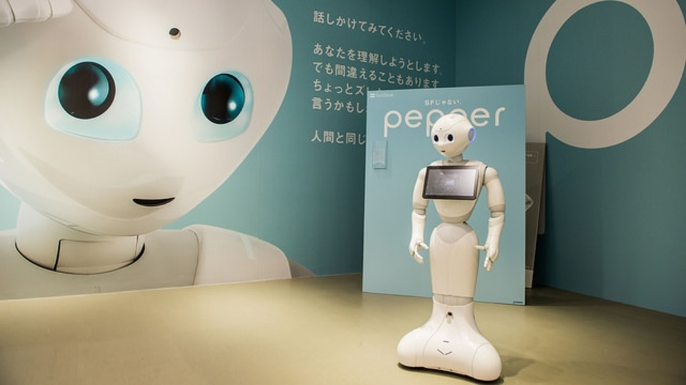 人型ロボット「Pepper(ペッパー)」が人間の感情を認識できる理由