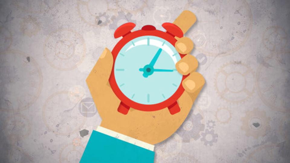 「時間がない」のは自分のせい:時間管理のための3ステップ