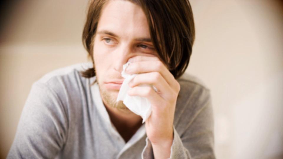20秒で鼻づまりをスッキリ解消する方法