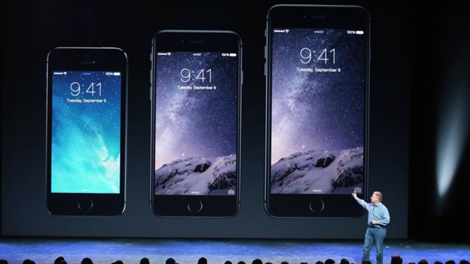 iPhone 6 Plus所有者のデータ通信量はiPhone 6の所有者の2倍
