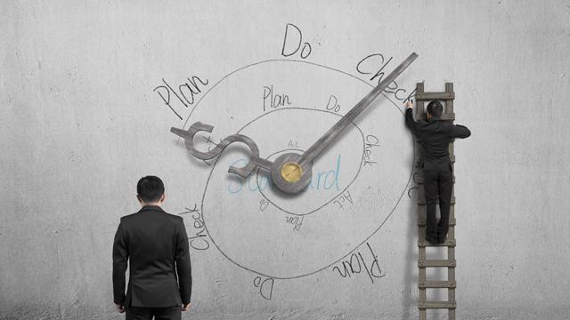 時間を「自動投資」する仕組みを作り、効率的に目標を達成する方法