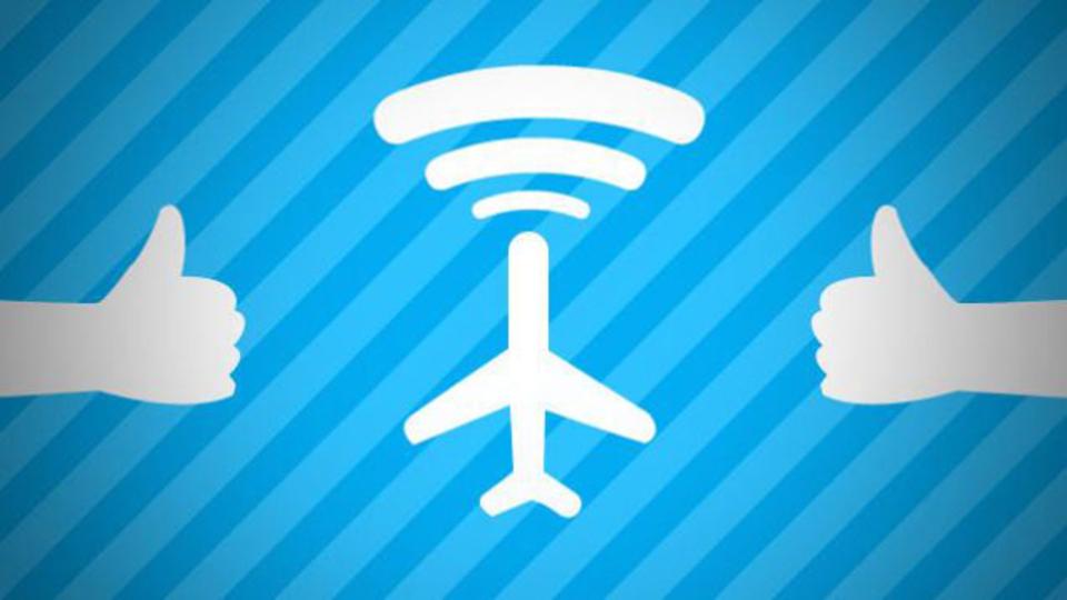 Google Flightを使えば、飛行機でWi-Fiサービスや電源が利用できるかを検索できる