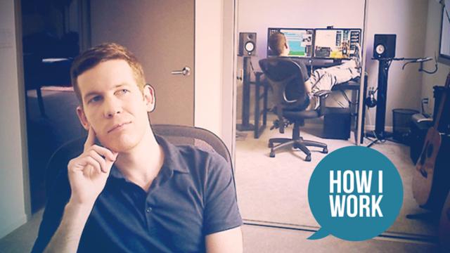 在宅勤務する私の1日をすっかり変えた、2つの生産性ハックを紹介します:米Lifehacker編集長、ウィットソン・ゴードンの仕事術