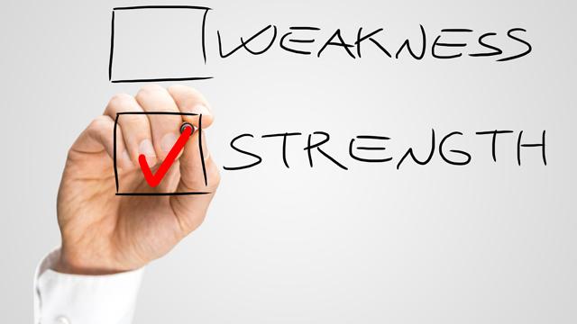 職業上の弱点を強みに変える方法