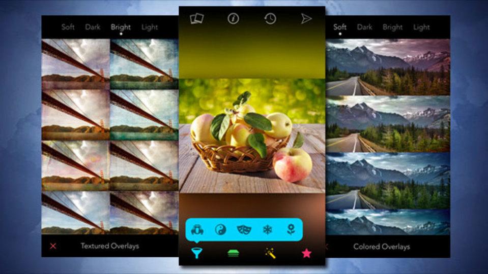800種類を超える写真フィルターが使えるアプリ『Filters for iPhone』