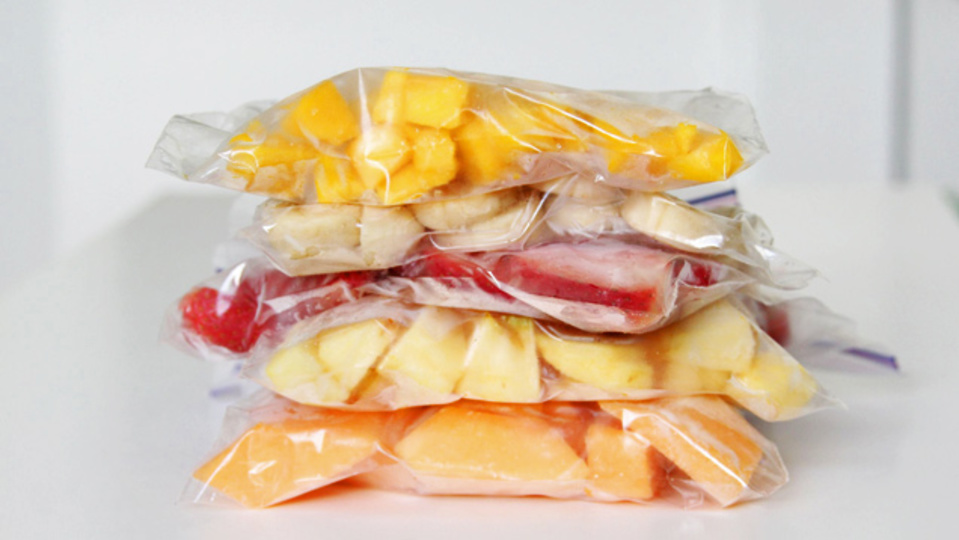 9カ月後に食べてもおいしい、果物を冷凍保存するコツ