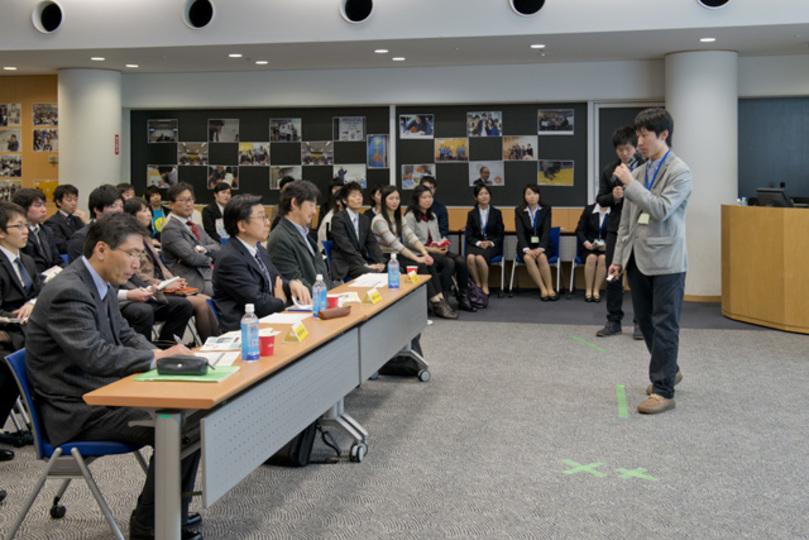 これからの仕事を作り、解決に導くのは「共創」アプローチ:富士通×学生「あしたラボUNIVERSITY」成果発表会レポート