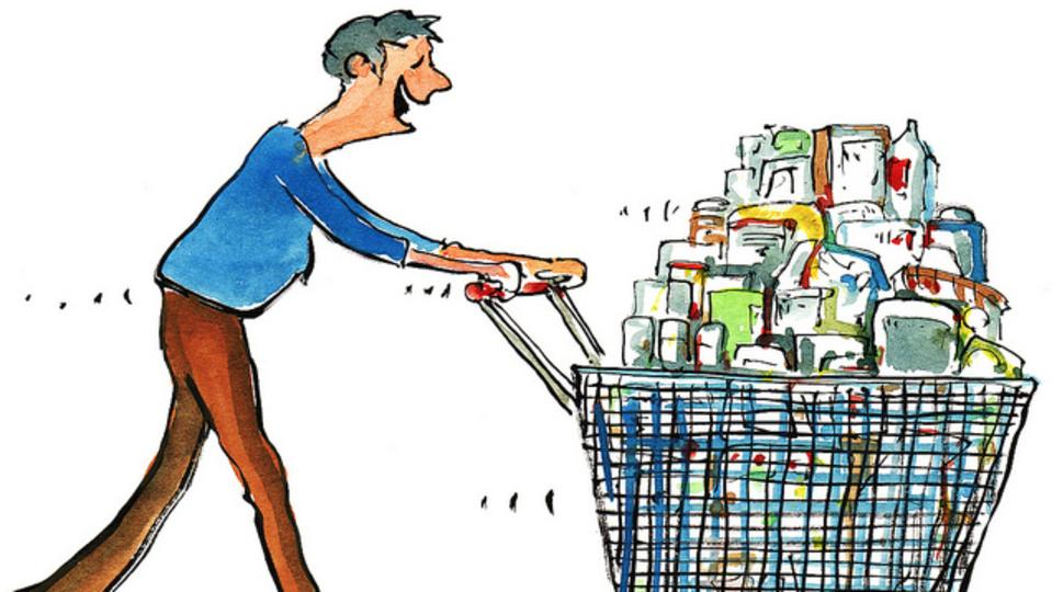 食品メーカーの宣伝文句に騙されずに、ヘルシーな食品を選び抜く方法