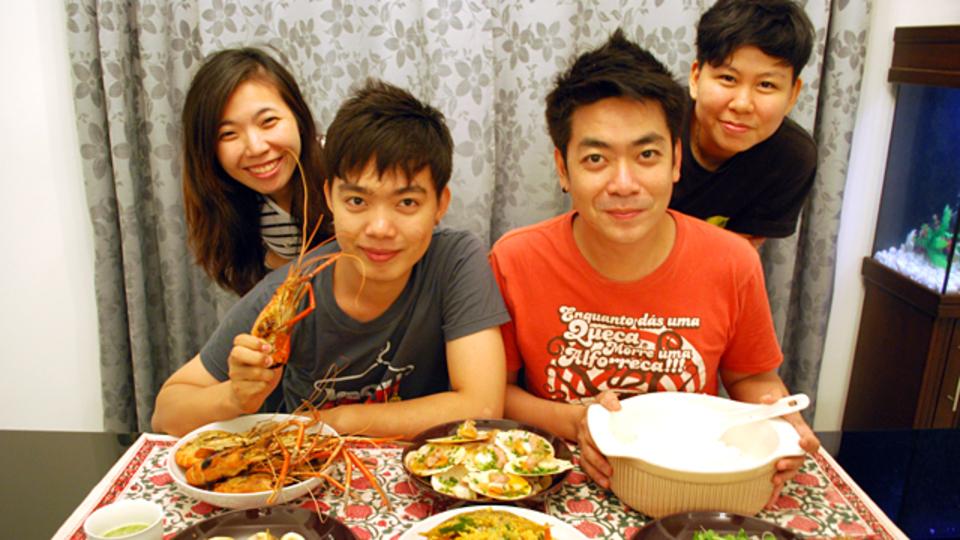 バンコクの男女4人シェアハウス暮らしに垣間見た真相!