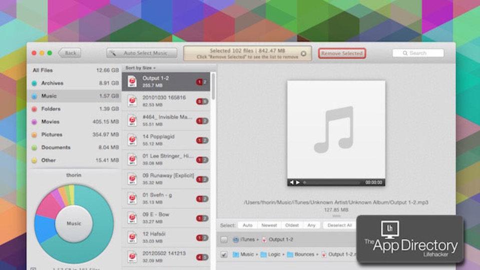 Macユーザー必見!PC内の重複したファイルを見つけてくれるソフト『Gemini』