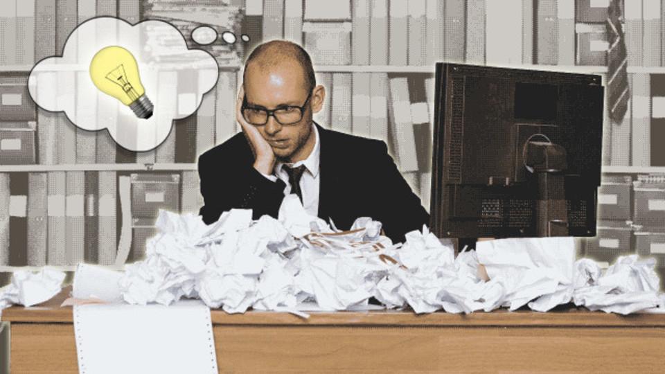 天才の机は散らかっていた! 混沌とした環境でこそ創造性は発揮される