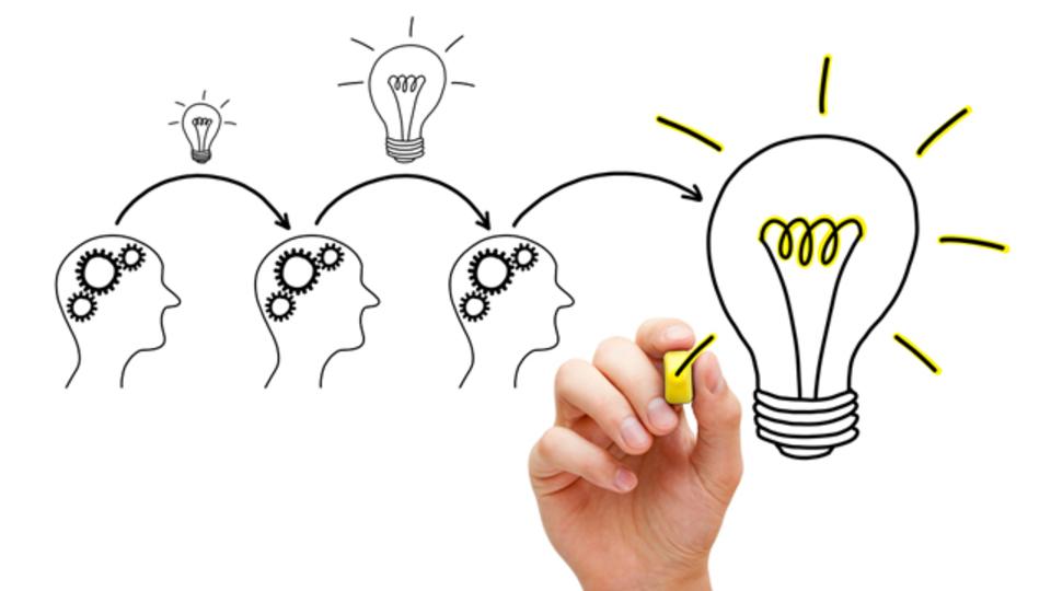 創造性を引き出す鍵となるのは、アイデアの厳選と反復である