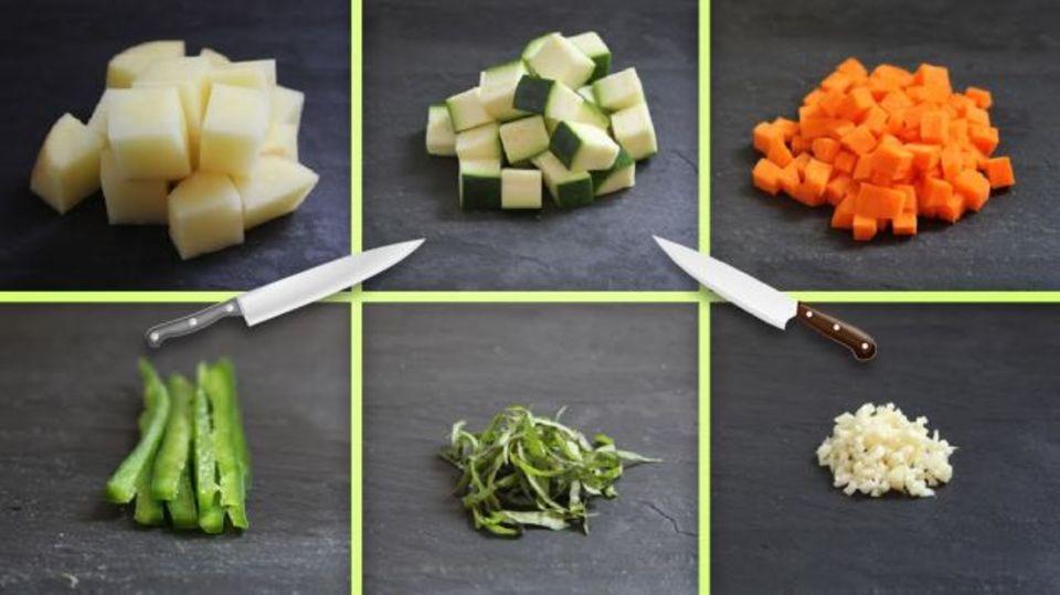 海外のレシピで迷わないように。画像でわかる食材の代表的な切り方(角切り、ぶつ切り、みじん切り...etc.)