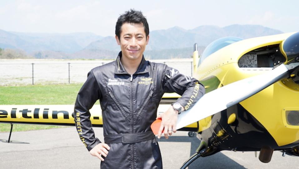 100分の1秒を争うエアレース・パイロット、室屋義秀さんが実践する自己管理術【判断力の身に付け方】